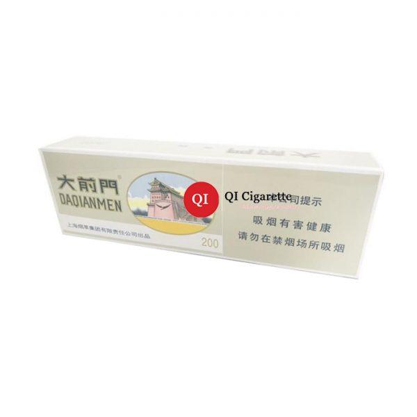 daqianmen soft cigarette