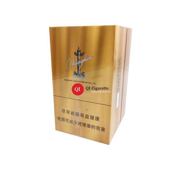 chunghwa gold middle hard cigarette